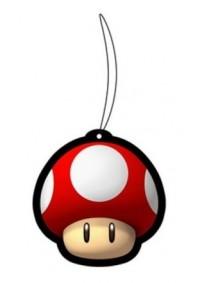 Assainisseur d'air pour la Voiture - Super Mario - Champignon