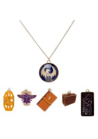 Collier à Pendentifs Interchangeables - Fantastic Beasts