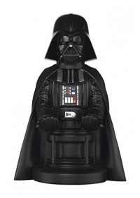 Figurine Cable Guy Et Support Manette / Mobile - Darth Vader