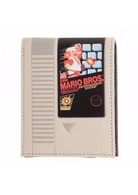 Portefeuille Nintendo - Cartouche Super Mario Bros.
