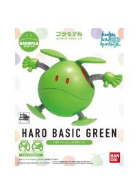 Model Kit Gundam Haro Basic Green