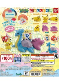 Gashapon Pince Décorative Pokemon