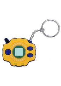 Porte-Clé Digimon - Digivice (Couleur Taichi)