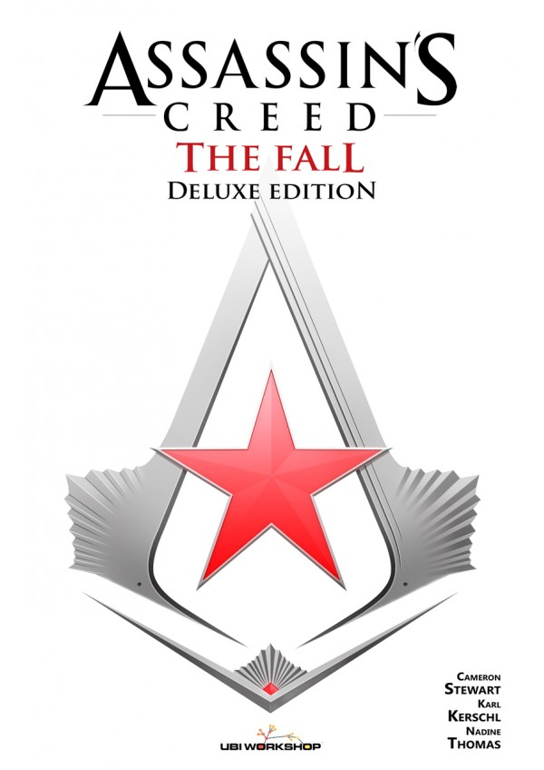 Bande Dessinée Assassin's Creed The Fall Deluxe Edition Par Ubiworkshop