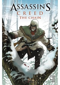 Bande Dessinée Assassin's Creed The Chain par Ubi Workshop