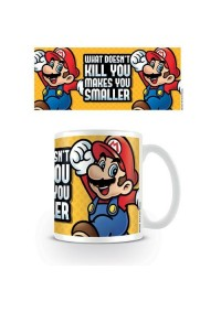 Tasse Super Mario - What Doesn't Kill You Makes You Smaller (11 oz)