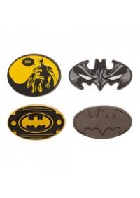 Épinglettes (Bat-Pins) Batman - Bat-Paquet de 4