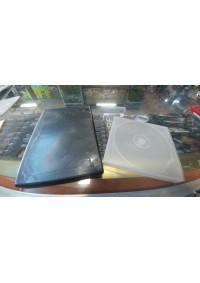 Boitier Générique pour CD ou DVD - Modèles Variés