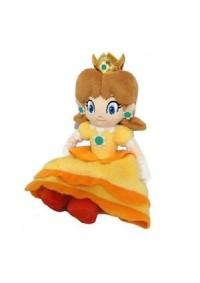 Toutou Super Mario - Princesse Daisy 24cm