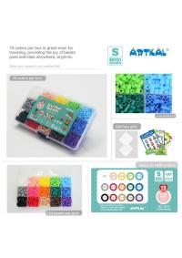 Kit de Perles Artkal Midi 15 Couleurs