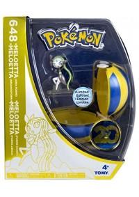Figurine Et Pokeball 20e Anniversaire De Pokemon - 648 Meloetta