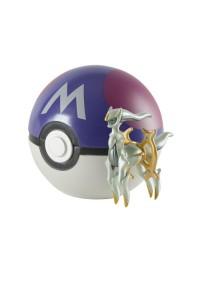 Figurine Et Pokeball 20e Anniversaire De Pokemon - 493 Arceus