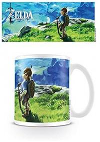 Tasse Legend of Zelda - Breath of the Wild - Link