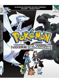 Guide Pokemon Version Noire & Blanche Par The Pokemon Company