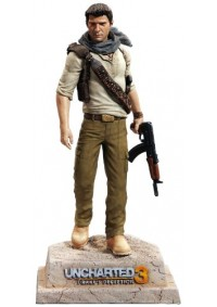 Figurine (Statue) Uncharted 3 Collector's Edition -Nathan Drake