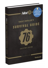 Guide Fallout 76 Vault Dweller's Survival Guide Collector's Edition