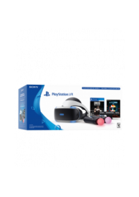 Ensemble Casque Playstation VR (PSVR) Incluant Caméra, 2 PS Move, Creed Rise To Glory Et Superhot
