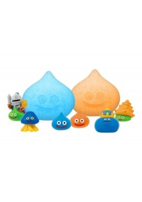 Bombe de Bain Dragon Quest en Forme de Slime avec Figurine Surprise