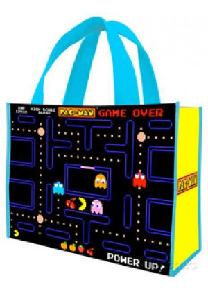 Sac de Magasinage Réutilisable - Pac-Man