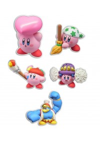 Gashapon Kirby Star Allies Manmaru