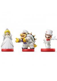 Figurine Amiibo Super Mario Odyssey - Triple Weeding Pack 3-Pack