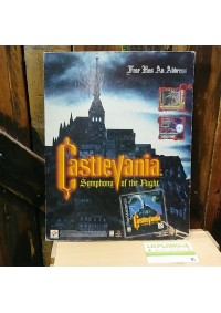 Standee (Affiche Promotionnelle Cartonnée) Castlevania Symphony of the Night 14x11