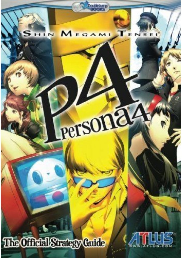 Guide Persona 4 The Official Strategy Guide par DoubleJump Books