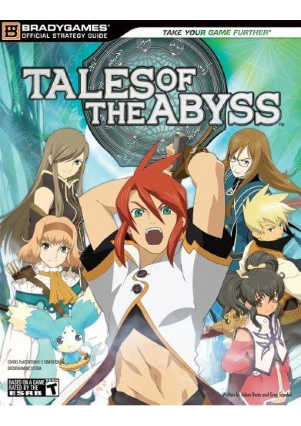 Guide Tales of the Abyss par BradyGames
