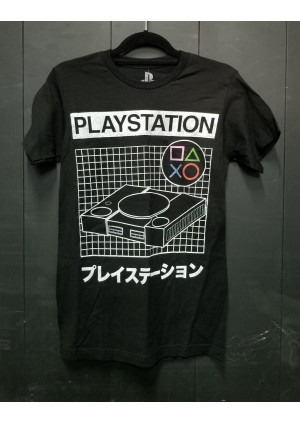 T-Shirt Playstation - Console PS1