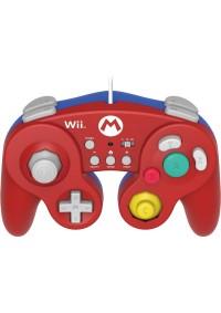 Manette Wii Wii U Wired Fight Battle Pad Classic Controller Pro / Wii, Wii U - Mario