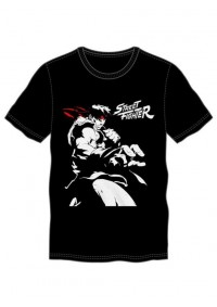 T-Shirt Street Fighter - Ryu Punch