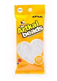 Perles à Fusionner Artkal Taille Mini 2,6mm Série C (Sacs de 2000 Perles)