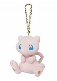 Mini Toutou à Accrocher Pokemon - Mew