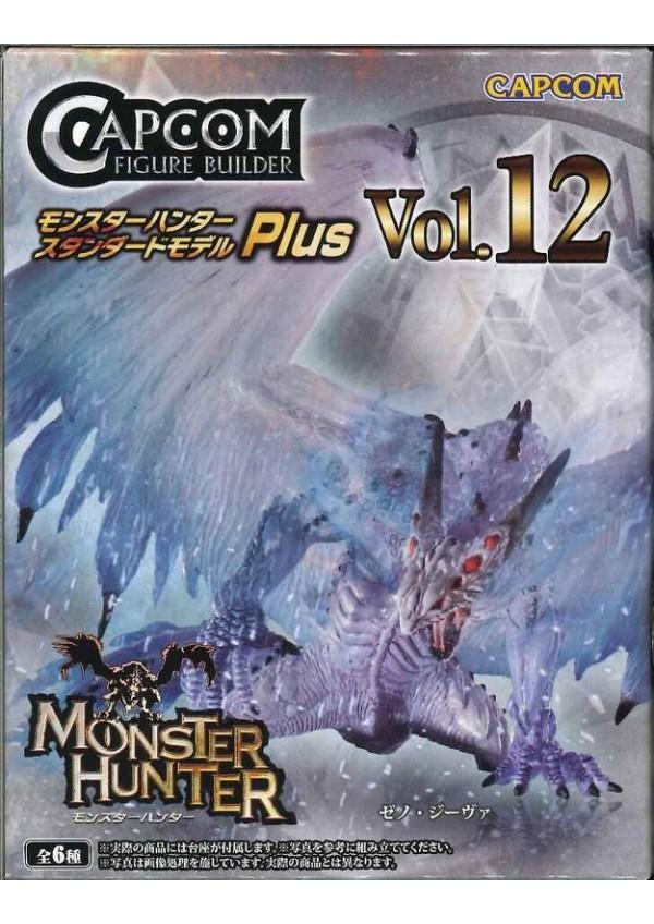 Boîte Mystère Monster Hunter Figure Builder Plus Vol. 12
