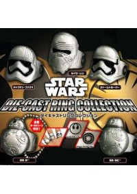 Gashapon Bague Star Wars Die-Cast Ring Collection