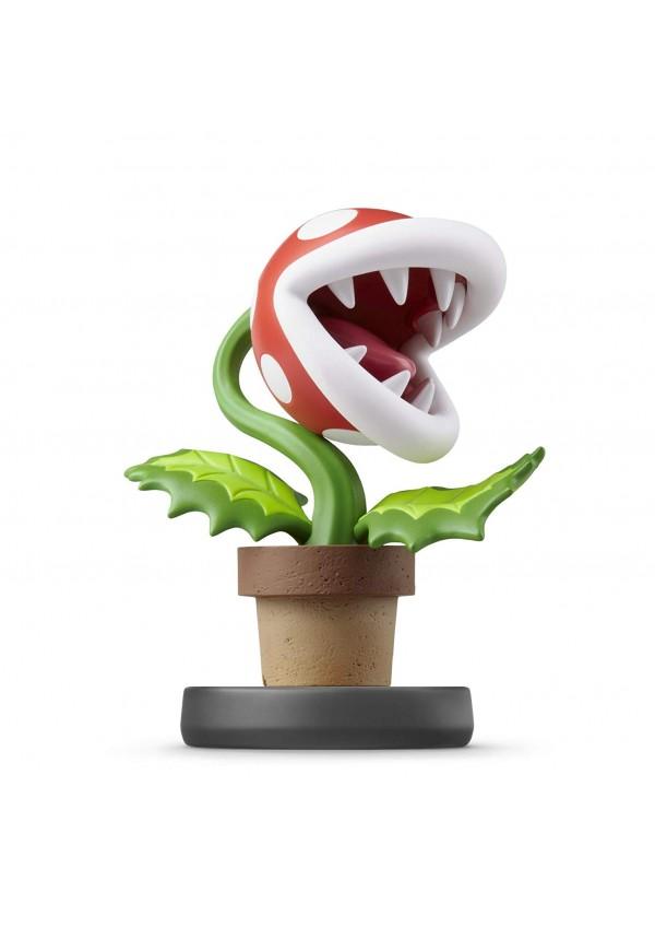 Figurine Amiibo Super Smash Bros - Fleur Piranha