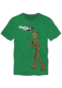 T-Shirt Marvel Avengers Infinity War - Teen Groot