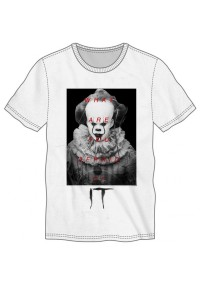 T-Shirt IT Pennywise - What Are You Afraid Of
