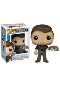 Figurine Funko POP! #64 Bioshock Infinite - Booker DeWitt (Skyhook)