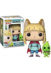 Figurine Funko POP! #328 Ni No Kuni II - Evan with Higgledy