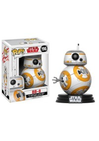 Figurine Funko POP! #196 Star Wars - BB-8