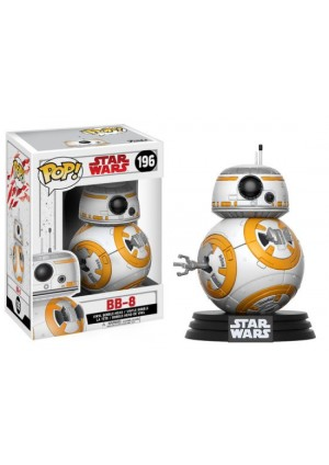 Figurine Funko Pop #196 Star Wars - BB-8