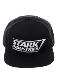 Casquette Ajustable Marvel - Iron Man (Stark Industries)