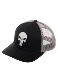 Casquette Ajustable Marvel - The Punisher