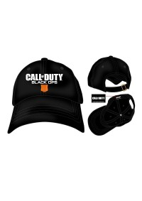 Casquette - Call Of Duty (Logo Black Ops 4)