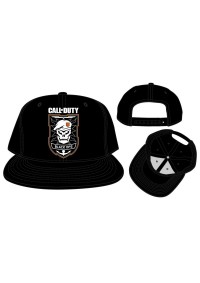 Casquette Ajustable - Call Of Duty (Black Ops 4 Skull)