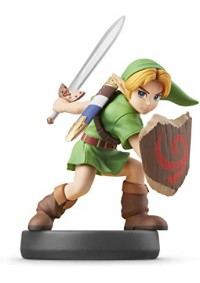 Figurine Amiibo Super Smash Bros - Young Link