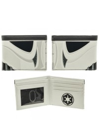 Portefeuille Star Wars - Casque de Stormtrooper