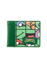 Portefeuille Teenage Mutant Ninja Turtles (TMNT)