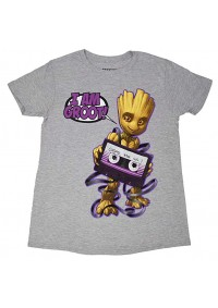 T-Shirt Marvel Guardian of the Galaxy - I Am Groot